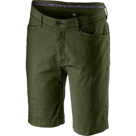 Castelli VG 5 Pocket Shorts Heren, military green